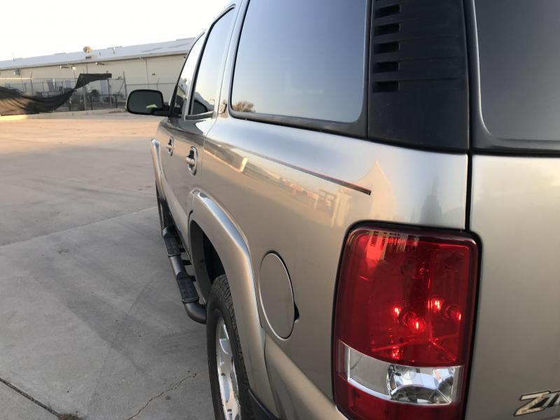 2003 Chevrolet chevy tahoe SUV