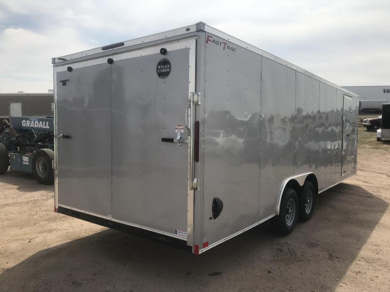 2021 Wells Cargo 8.5 x 24 Enclosed Cargo Trailer