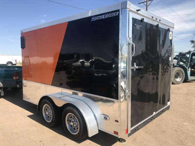 2020 Wells Cargo Road Force V Nose Enclosed Cargo Trailer