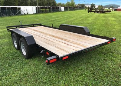 2021 Gatormade Trailers 20 Foot Lowboy Car Hauler Car / Racing Trailer