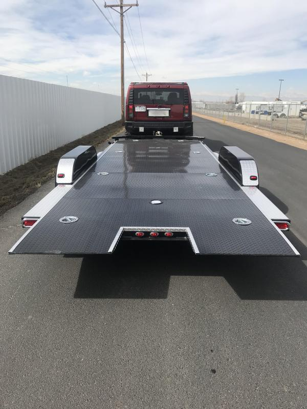 2020 102 Ironworks Eliminator Car / Racing Trailer