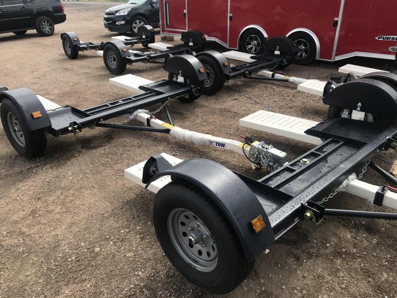 2021 Stehl ST80TD hydraulic brake Tow Dolly Dollie