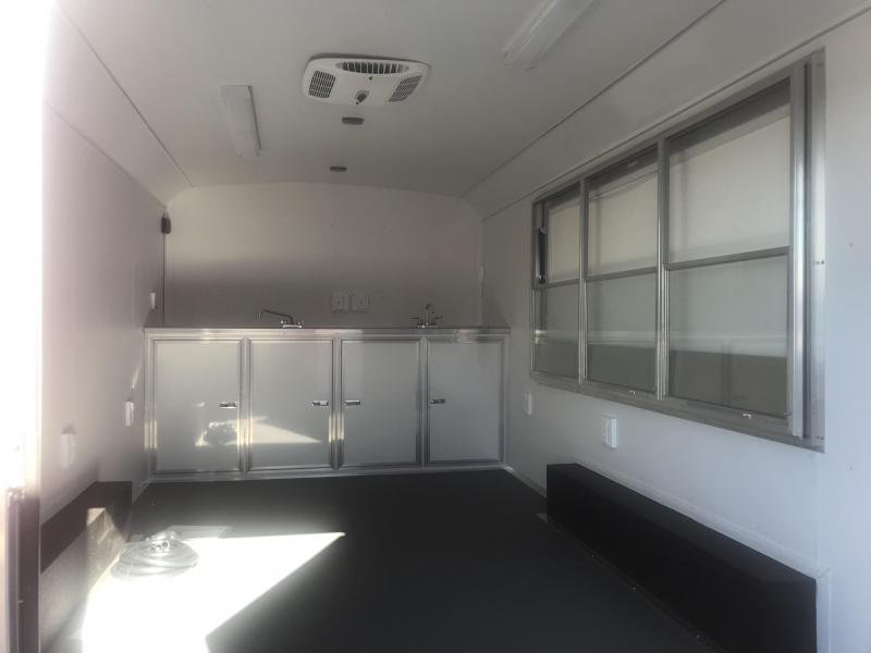 2020 Wells Cargo  Concession Trailer WHD8516T2 Enclosed Cargo Trailer