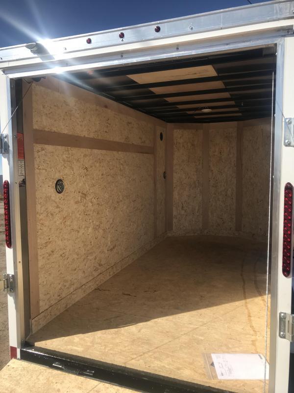 2021 Wells Cargo 6 x 10 Fast trac cargo enclosed Enclosed Cargo Trailer