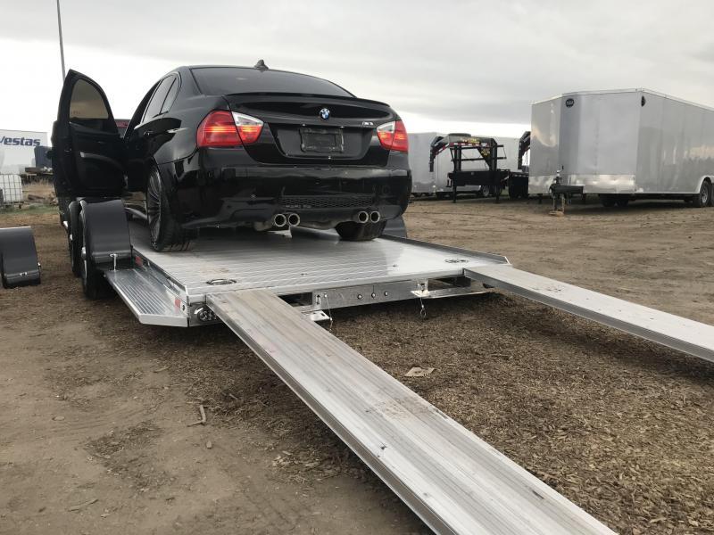 2021 Sundowner Trailers 22 foot Ultra Car / Racing Trailer