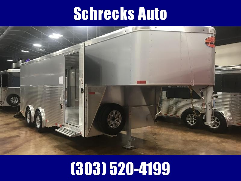 2020 Sundowner Trailers Cargo gooseneck Enclosed Cargo Trailer