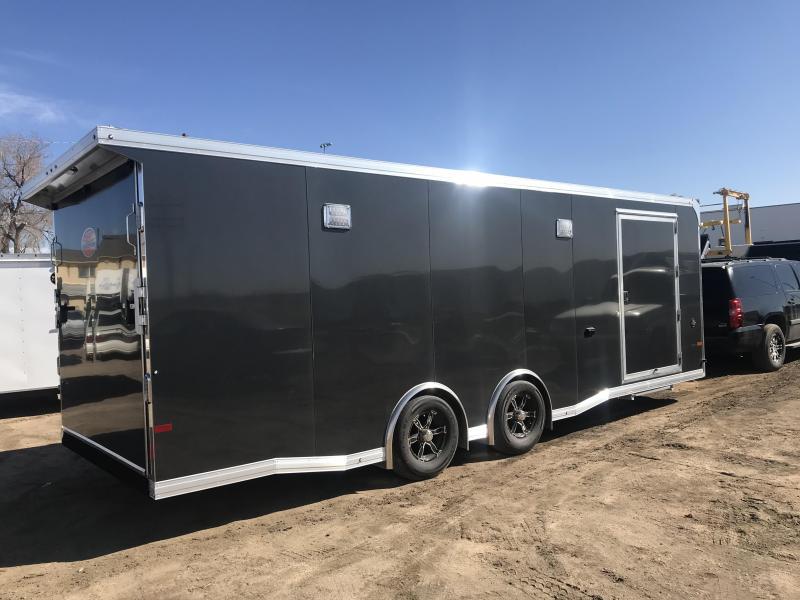 2021 Sundowner Trailers RCS24BP Car / Racing Trailer