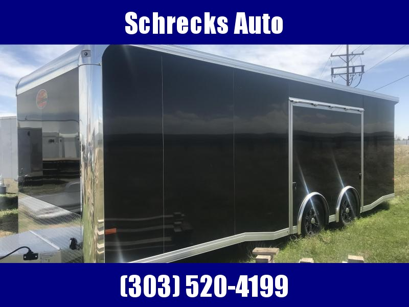 2021 Sundowner Trailers RCS24BP Car / Racing Trailer