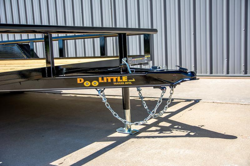 2021 Doolittle Trailer Mfg 84x14 HD pro series Utility Trailer