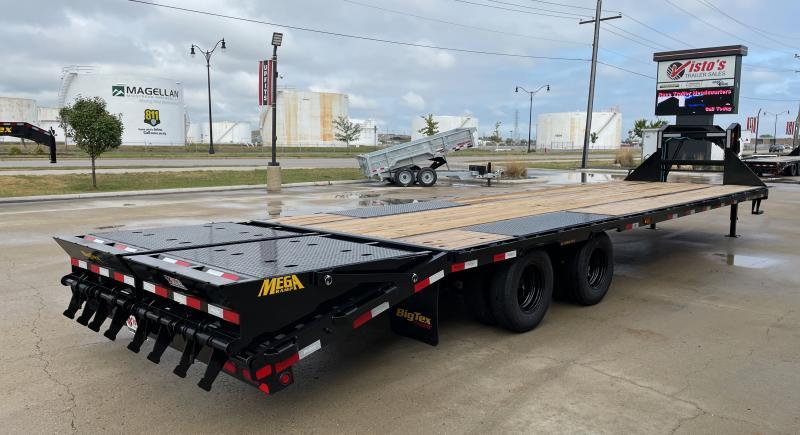 2022 Big Tex 102''X33' Gooseneck Deckover GN023320K