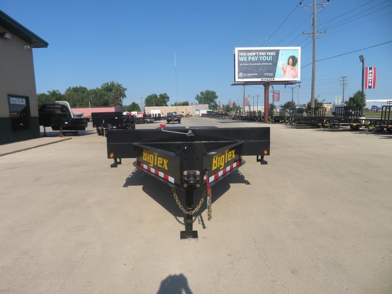 2022 Big Tex 102''X25' Deckover Trailer PH022514K