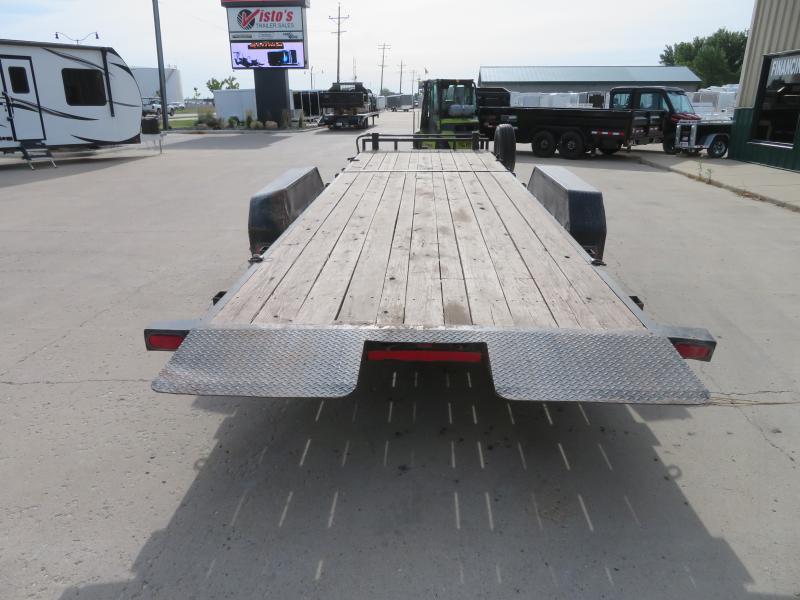 2013 Load Trail 81''X24' Tilt Deck Trailer TD812414K