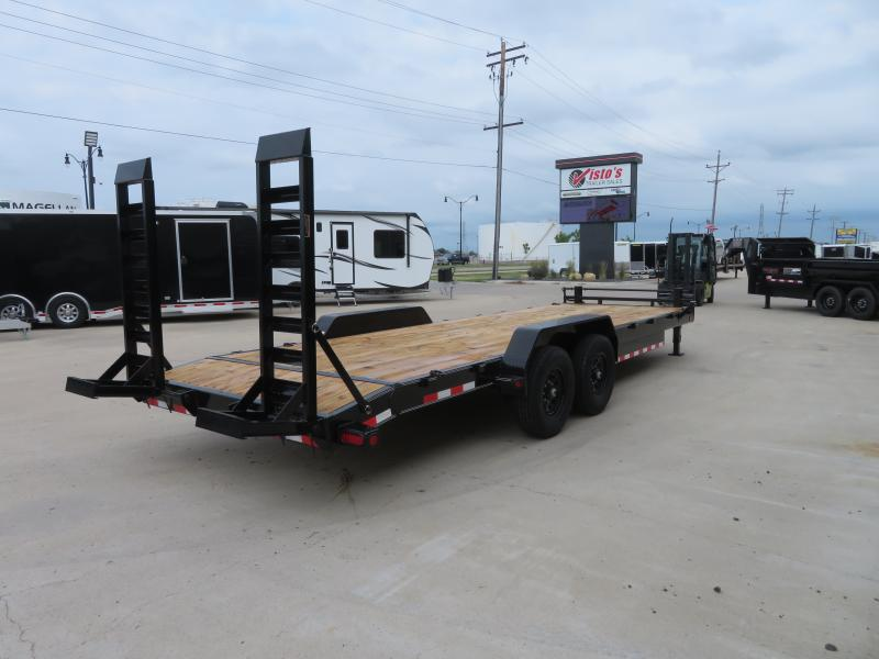 2021 Load Trail 83''X24' Equipment Trailer CH832414K