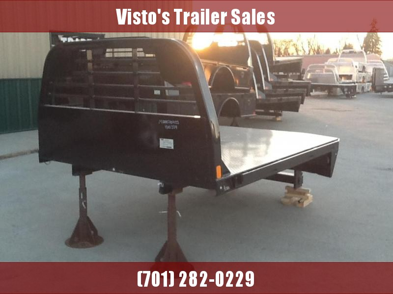 """2019 CM 8'6""""x97"""" CTA 56 or 58/42"""" Steel Truck Bed"""
