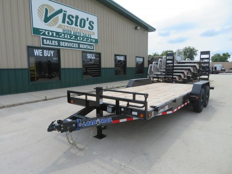 2020 Load Trail 83''X20' Equipment Trailer CH832014K