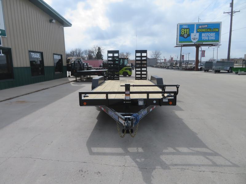 2021 Load Trail 83''X18' Equipment Trailer CH831814K