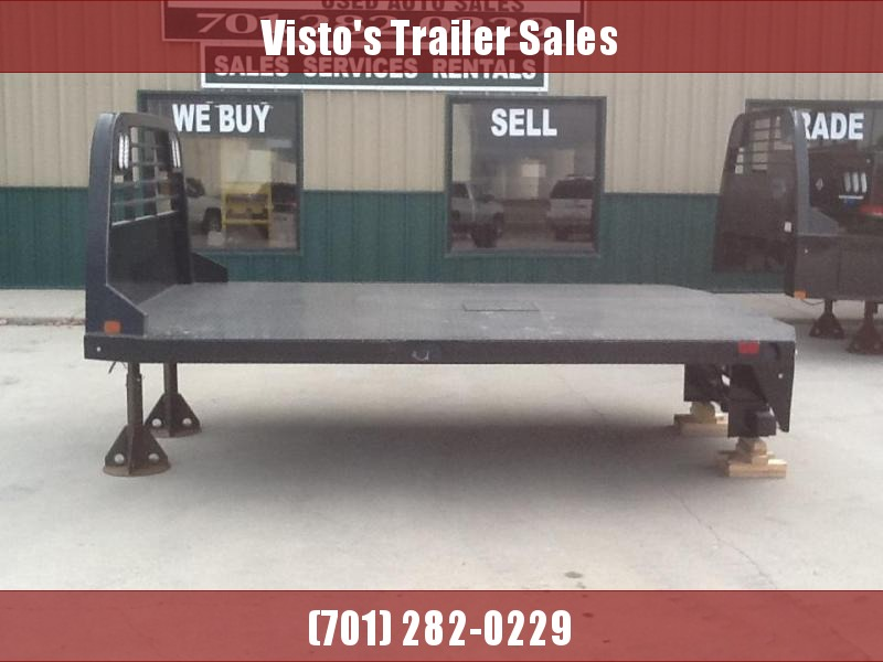"2021 CM RD 11'4"" x 97"" CTA 84""/34"" Steel Truck Bed"