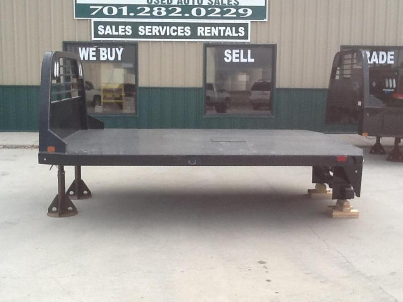 "CM RD 11'4""x97"" CTA 84""/ 34"" Steel Truck Bed"