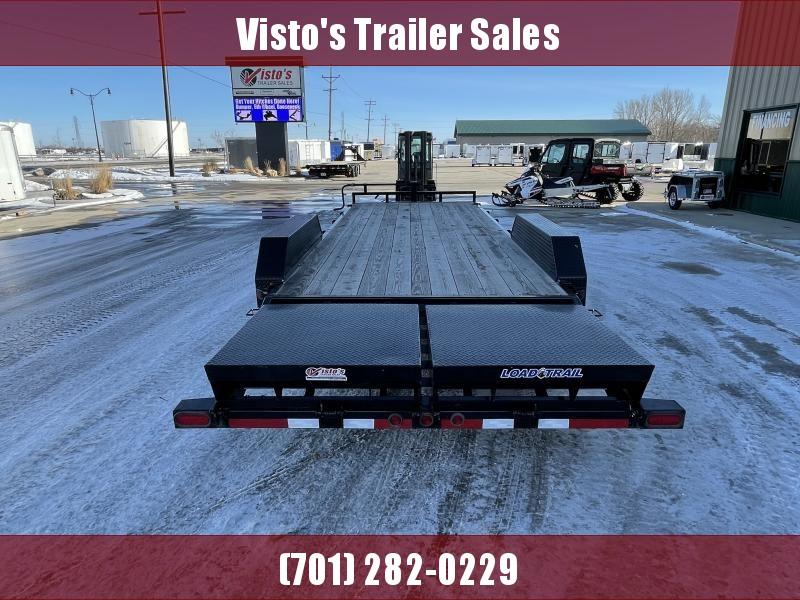 2020 Load Trail 83''X22' Equipment Trailer CH832214K