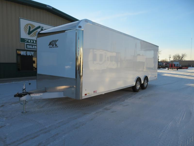 2021 ATC 8.5'X24' Enclosed Trailer RAVAB852410K