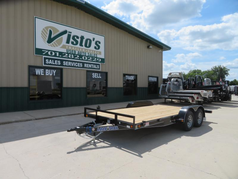 2021 Load Trail 83''X16' Equipment Trailer CH83167K