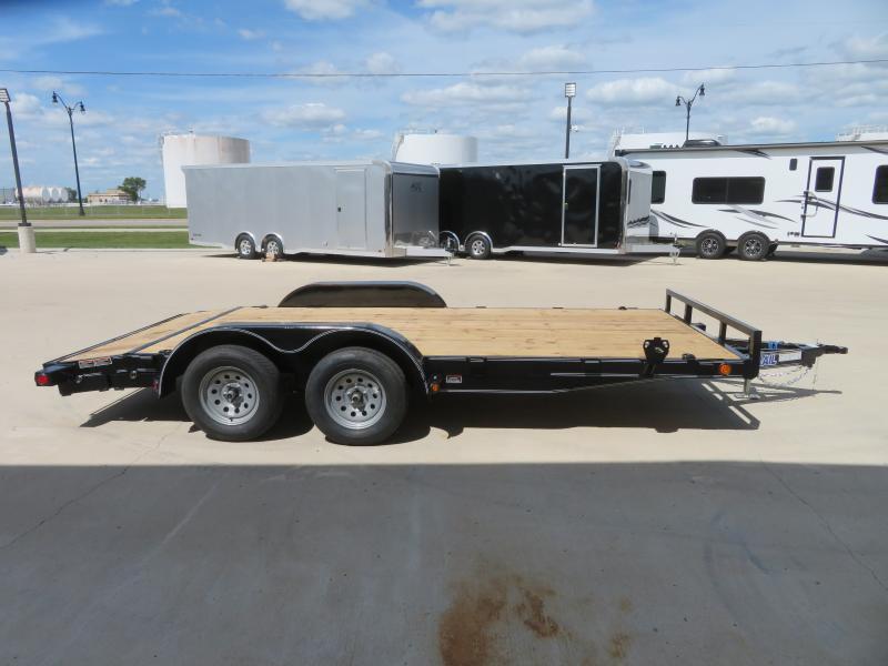 2021 Load Trail 83''X16' Equipment Trailer CH83167K