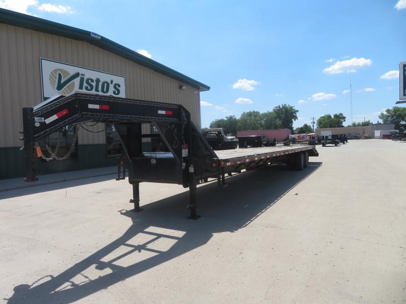 """2015 Load Trail 102""""X40' Gooseneck 024020K"""