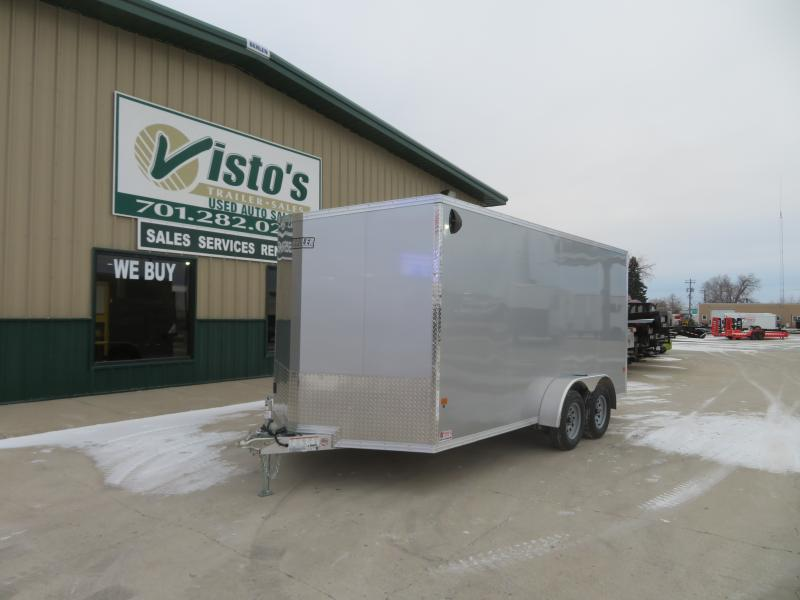 2021 EZ Hauler 7'X16' Enclosed Trailer EZEC7167K