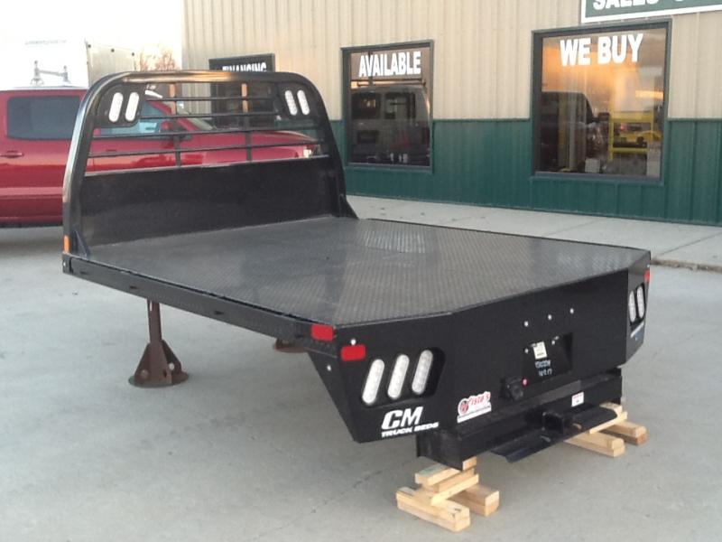 """2021 CM Truck Beds RD2 84""""x84"""" CTA 38"""" OR 42""""/42"""" Steel Truck Bed"""