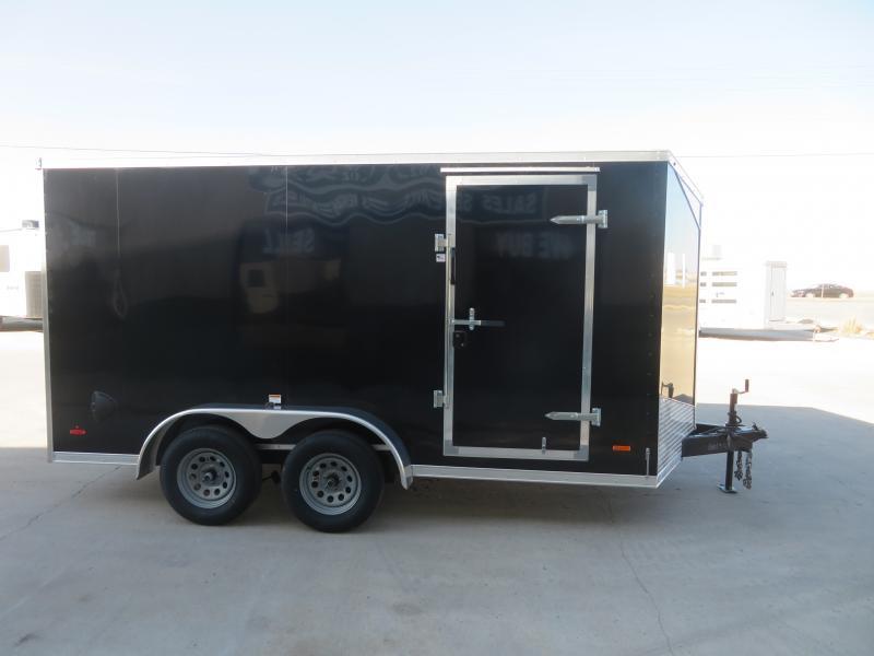 2021 MTI 7'X16' Enclosed Trailer MDLX7X16TA2
