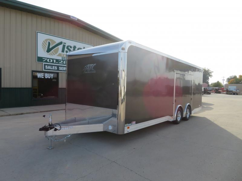 "2021 ATC 8.5""x24' Enclosed Trailer QSTAB852410K"