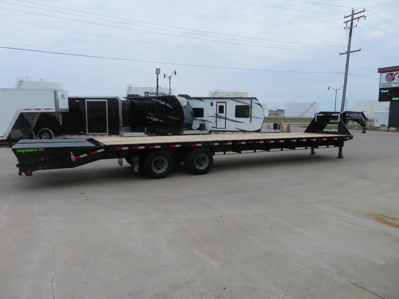 """2020 Load Trail 102""""X36' Gooseneck Deckover GH023624K"""