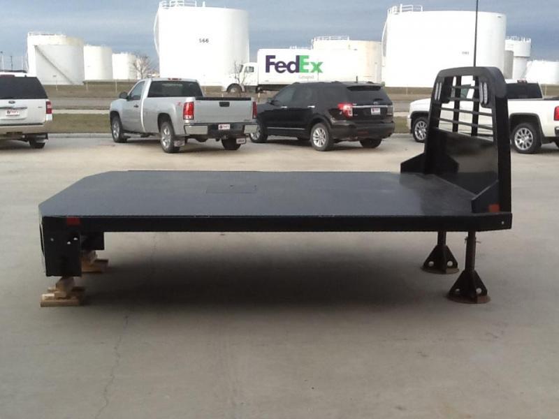 "2021 CM Truck Beds 11'4""x97"" CTA 84/34"" Steel Truck Bed"
