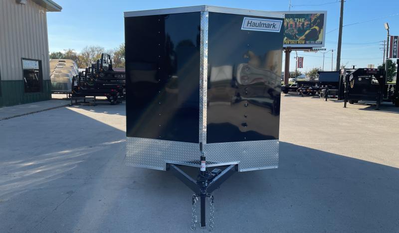 2022 Haulmark 7'X16' Enclosed Trailer PP7167K