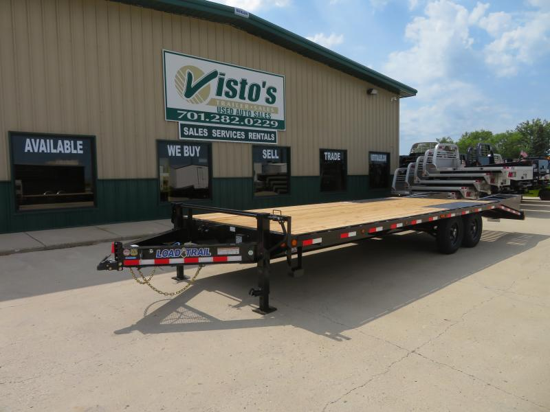 2021 Load Trail 102''X26' Deckover Trailer PS022614K