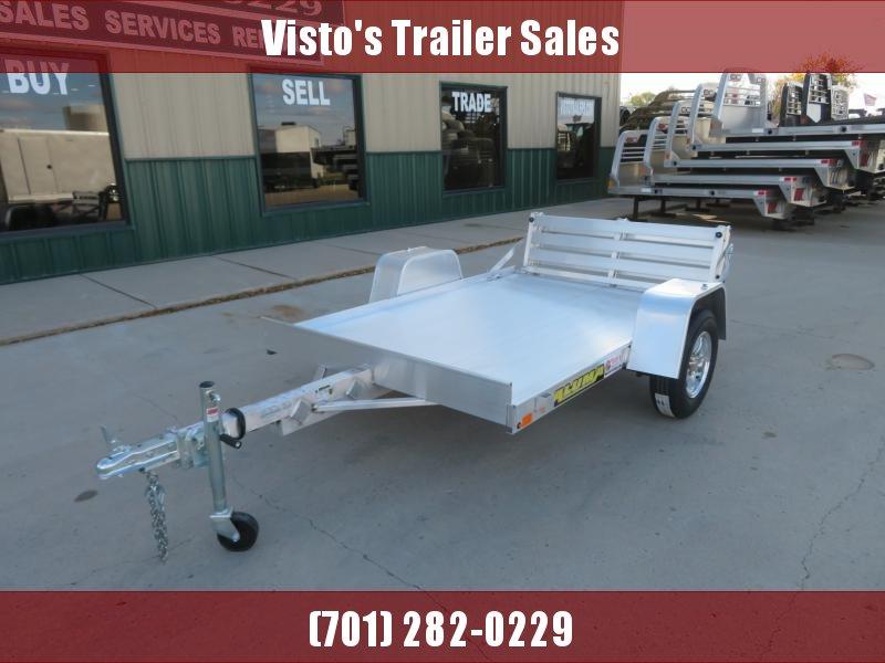 2021 Aluma 63''X8' Utility Trailer 638BT