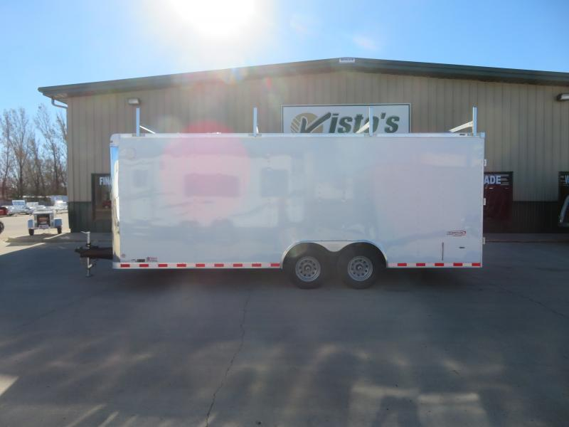 2021 Bravo 8.5'X20' Enclosed Trailer ST852010K