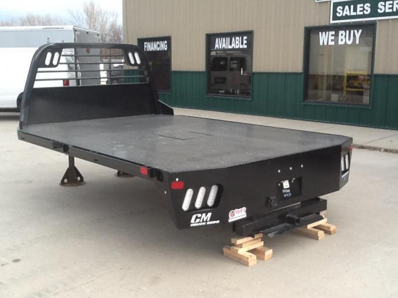 "2021 CM 11'4""x97 CTA 84/34"" Steel Truck Bed"
