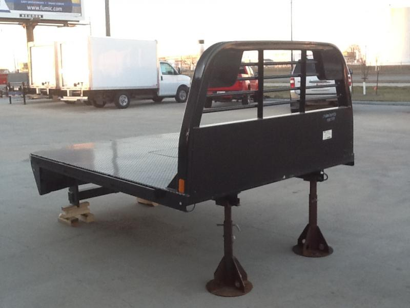 """CM Truck Beds RD2 84""""x84"""" CTA 38"""" OR 42""""/42"""" Steel Truck Bed"""