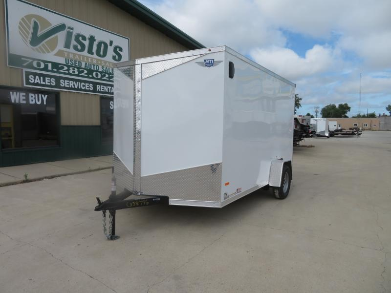 2020 MTI 7'X12' Enclosed Trailer MDLX712