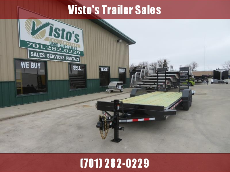2020 Midsota 82''X22' Equipment Trailer ST822214K