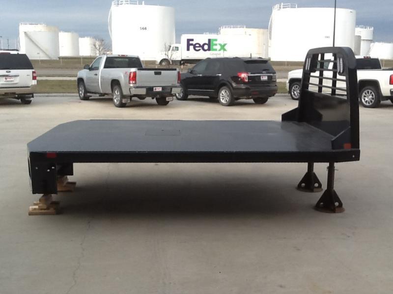 "2021 PJ Truck Beds RD2 9'4""x97"" CTA 60/34"" Steel Truck Bed"