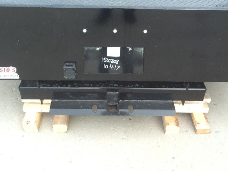 "2021 PJ Truck Beds RD2 11'4""x97"" CTA 84/34"" Steel Truck Bed"