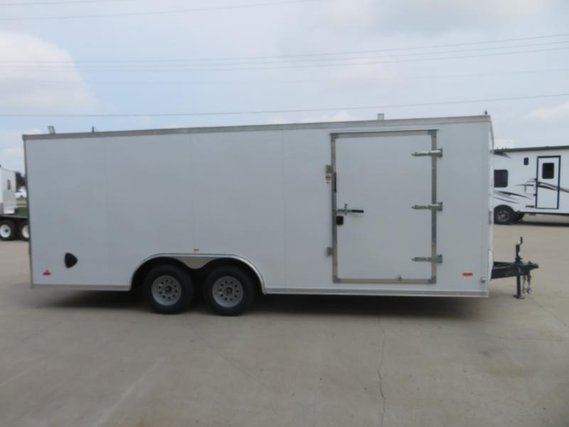 2021 MTI 8.5'X20' Enclosed Trailer MDLX85207K