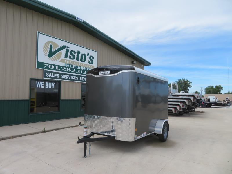 2020 Haulmark 6'x10' Enclosed Trailer TS610
