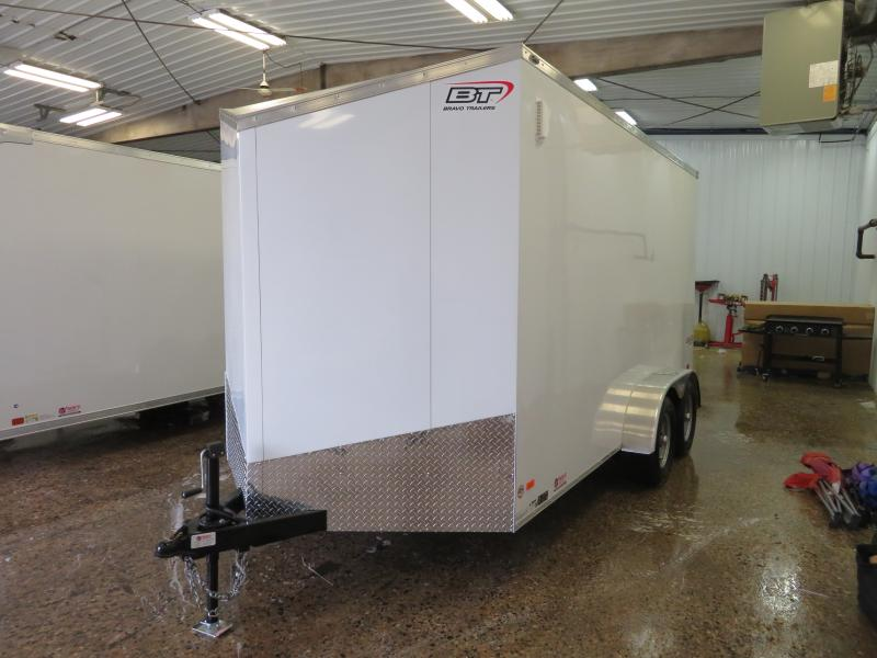 2020 Bravo 7'X14' Enclosed Trailer SC7147K