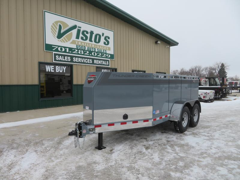 2021 Thunder Creek 920 Gallon Fuel Trailer MTT920