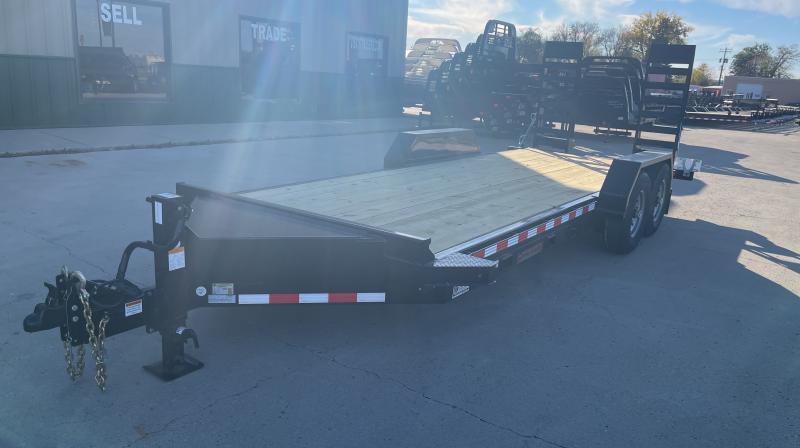 2022 Midsota 82''X20' Equipment Trailer ST822014K