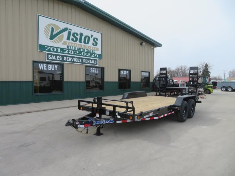 2021 Load Trail 83''X14' Equipment Trailer CH831814K