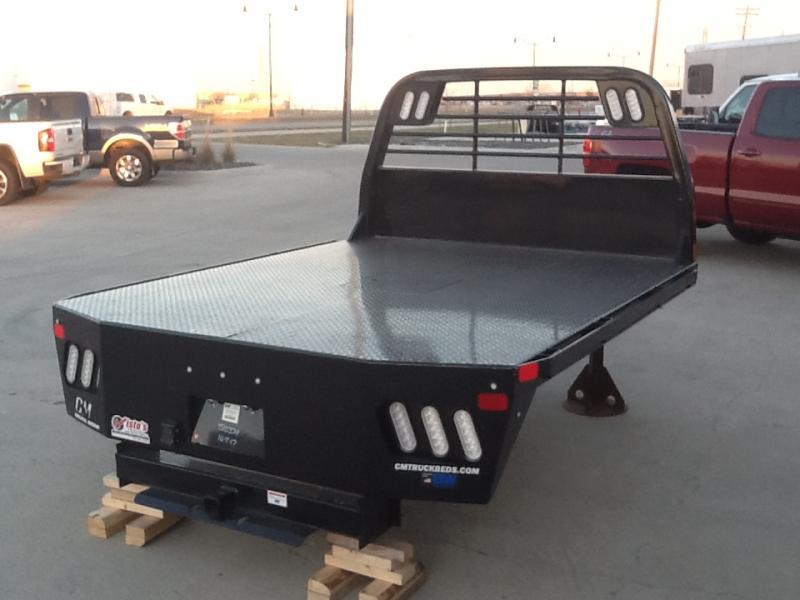 "2021 CM Truck Beds RD2 8'6""x97"" CTA 56/38"" Steel Truck Bed"